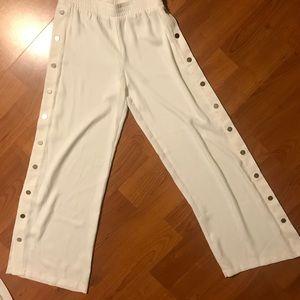 Forever 21 white dress pants